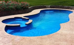 Seabreeze Fibreglass Pools - The Allure