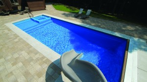 Seabreeze Fibreglass Pools - The Icon