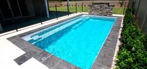 Seabreeze Fibreglass Pools - The Reflection