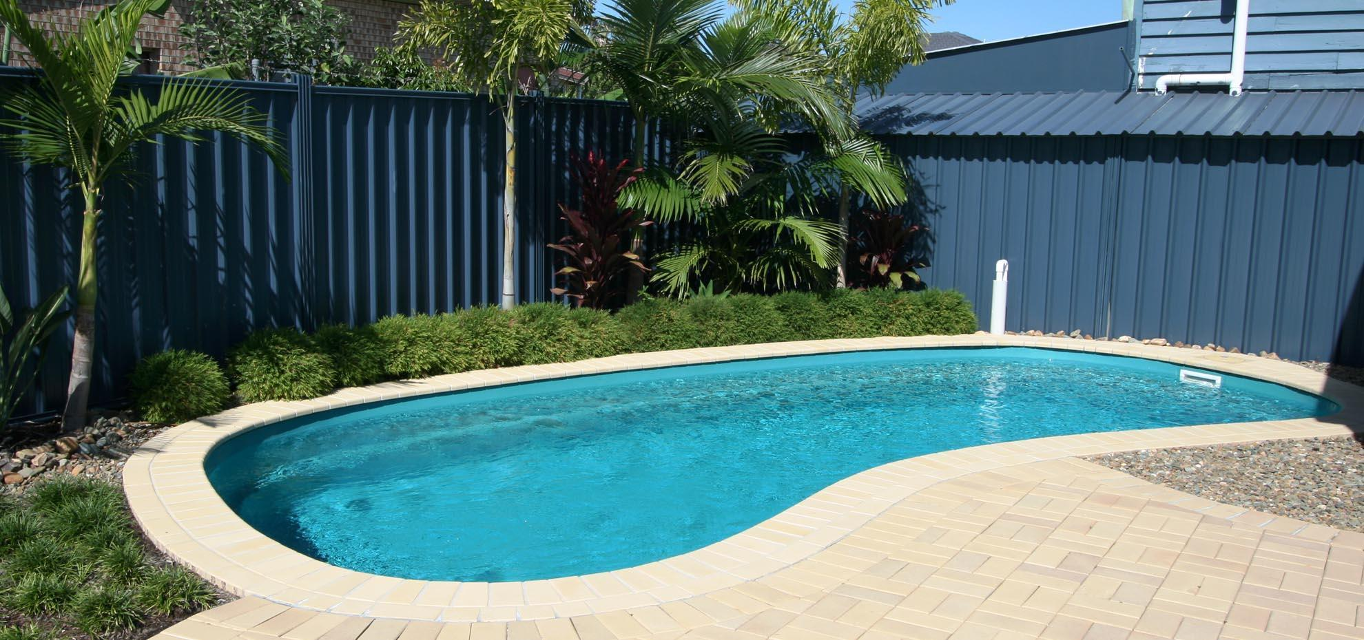 fibreglass pool project